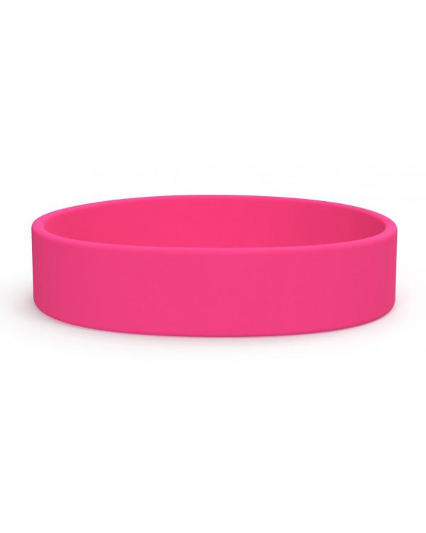 Браслет детский - розовый