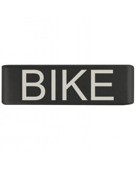 Бейдж bike black 19mm